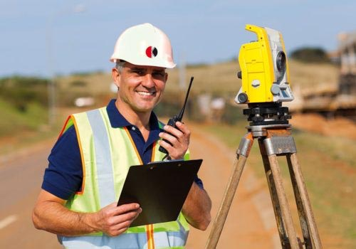 Surveying and geomatics services
